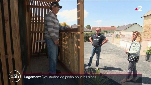 Logement : garder ses aînés dans un studio de jardin