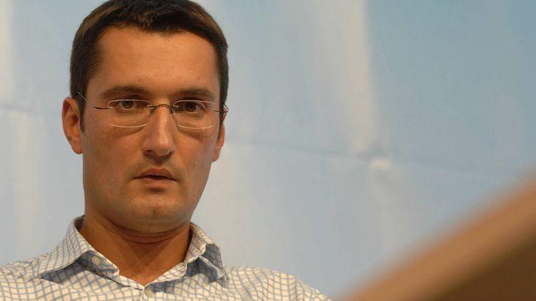 Olivier Dartignolles, porte-parole du PCF. (MAXPPP)