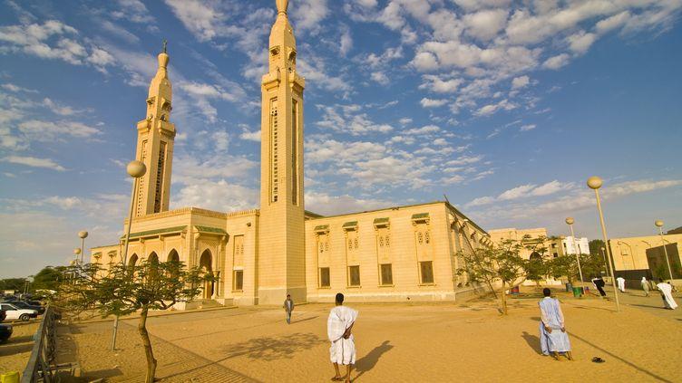 La Mauritanie est régie par la charia, une loi islamique qui interdit les comportements homosexuels (photo de la mosquée centrale de Nouakchott prise le 5 février 2008). (ROBERT HARDING PREMIUM / ROBERT HARDING PREMIUM)