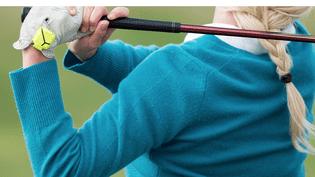 (Capteur pour le golf © Zepp)