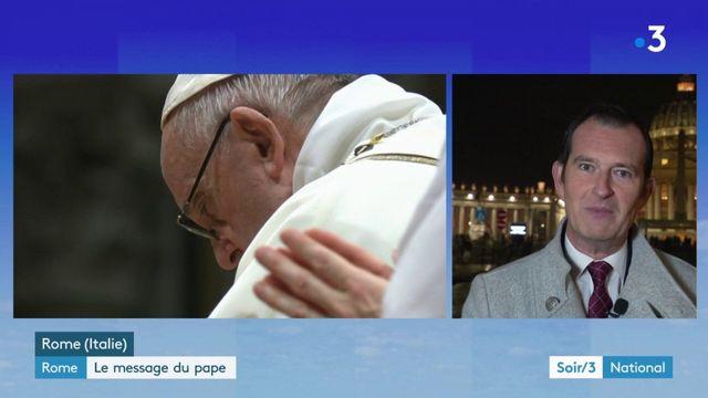 Noël : le message du pape François aux chrétiens lors de la messe de minuit
