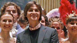 Sergueï Filine, directeur artistique du Bolchoï (image d'archives)  (Mikhail Metzel/AP/SIPA )