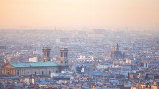 Paris arrive en septième position descapitales pour la pollution, selon Greenpeace. (GETTY IMAGES)