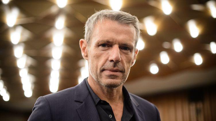 Lambert Wilson participe à la Semaine du film français, le 11 décembre 2013, à Berlin (Allemagne). (ROBERT SCHLESINGER / AFP)