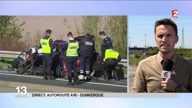 Carambolages A16 : qui sont les personnes poursuivies par la police belge ?