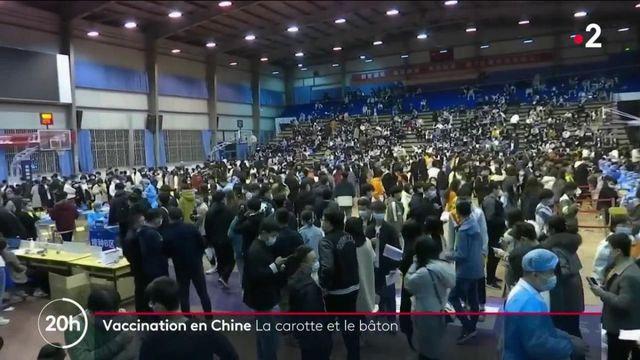 Covid-19 : la Chine pousse ses habitants à se faire vacciner