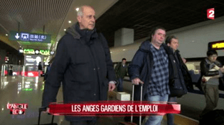 """L'ANGLE ECO"" / FRANCE 2. Les anges gardiens de l'emploi. 30 mars 2017 (""L'ANGLE ECO"" / FRANCE 2)"