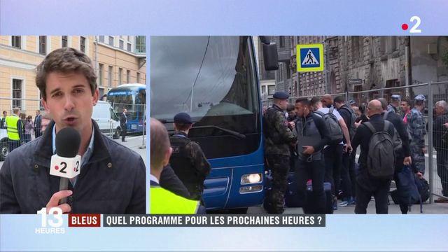 Équipe de France : quel programme pour les prochaines heures ?