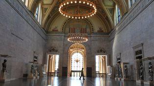 Le musée d'art de Détroit (USA)  (MIRA OBERMAN / AFP)
