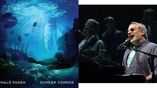 Sunken condos, le nouvel album solo de Donald Fagen  (dr)