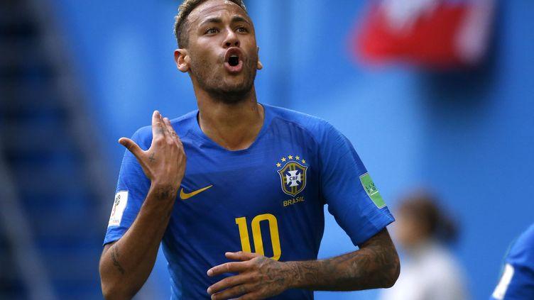 Neymar (ANDRES PINA/PHOTOSPORT / PHOTOSPORT)
