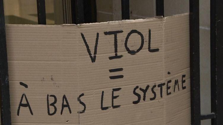 Violences sexuelles : avalanche de témoignages dans les instituts Sciences Po (FRANCE 3)