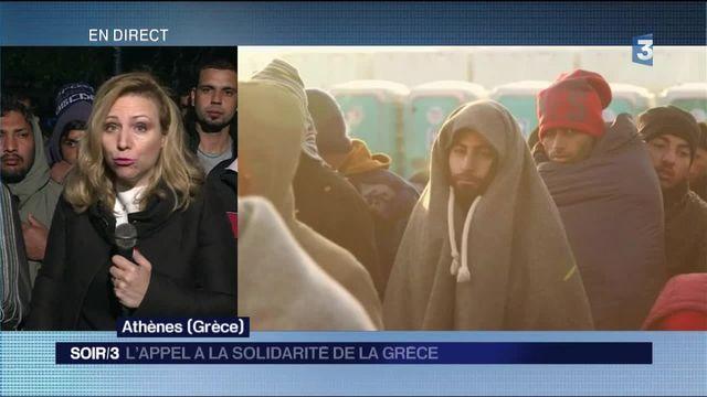 Migrants : ce que demande la Grèce à l'Europe