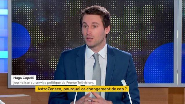 Covid-19 :  les raisons qui ont poussé la France à suspendre l'utilisation du vaccin AstraZeneca