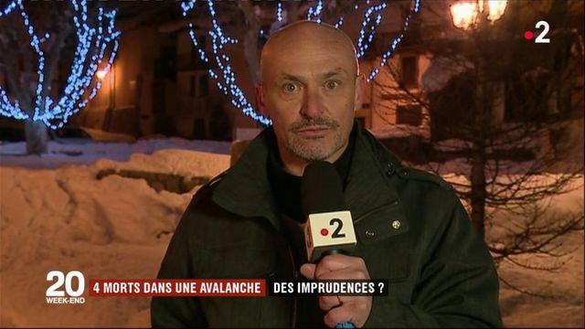 Alpes Maritime : les dernières informations sur l'avalanche