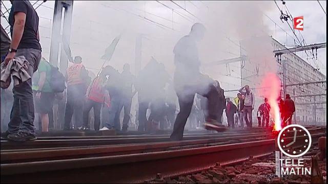 grève 9 mars