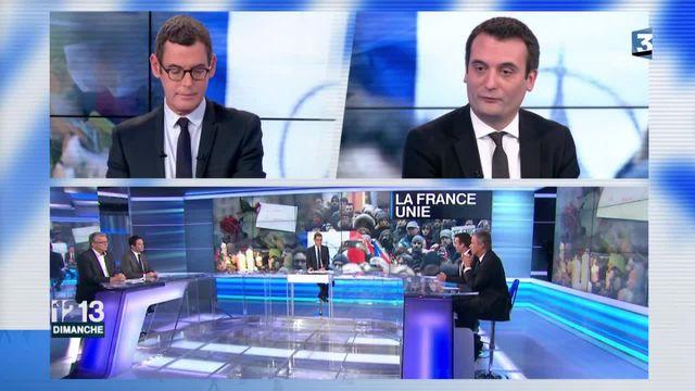 Attentats à Paris : l'unité nationale a-t-elle des limites ?