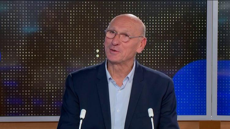 Denis Horeau (FRANCEINFO)