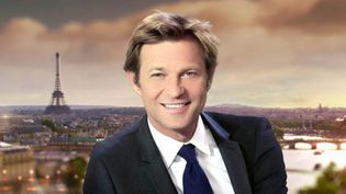 Laurent Delahousse, France 2. (FRANCE 2)