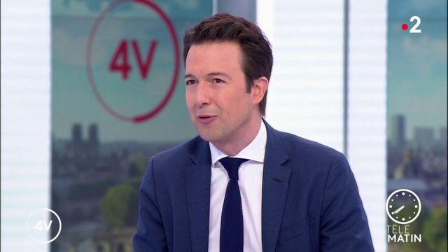 """Guillaume Peltier : le passeport vaccinal est """"une fausse bonne idée"""""""