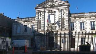 Le tribunal correctionnel de Libourne (Gironde). (CAPTURE D'ÉCRAN FRANCE 3)