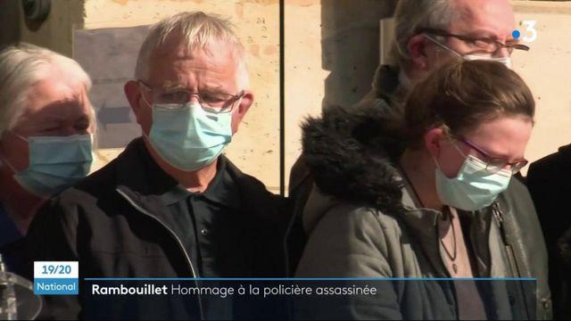 Attaque à Rambouillet : hommage poignant à Stéphanie M. dans sa ville