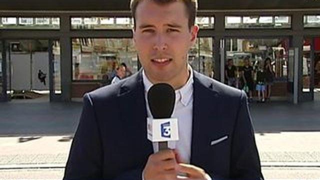 Attaque d'un Thalys : la police scientifique à pied d'oeuvre