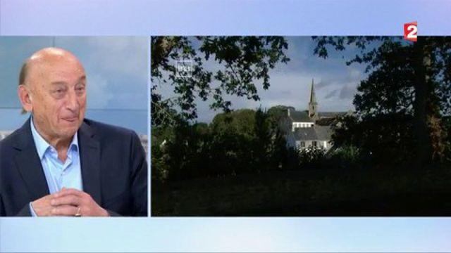 """L'invité du 13H : Pierre Bonte présente """"La belle France"""""""