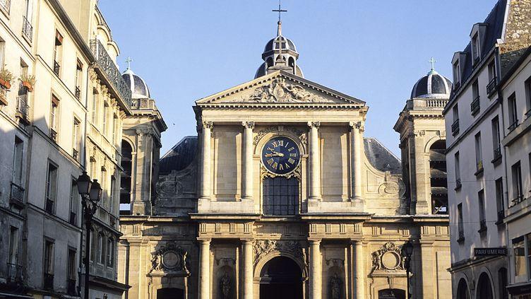L'église Notre-Dame à Versailles, le 12 janvier 2009. (RIGOULET GILLES / HEMIS.FR / AFP)