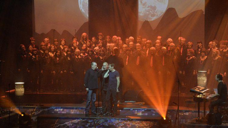 I Muvrini en concert au zénith en mars 2016  (Maxxpp)