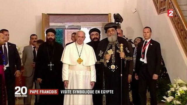 Pape François en Égypte : une visite sous tension