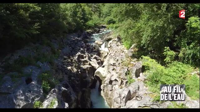 Au fil de l'eau : à la découverte de la Valserine