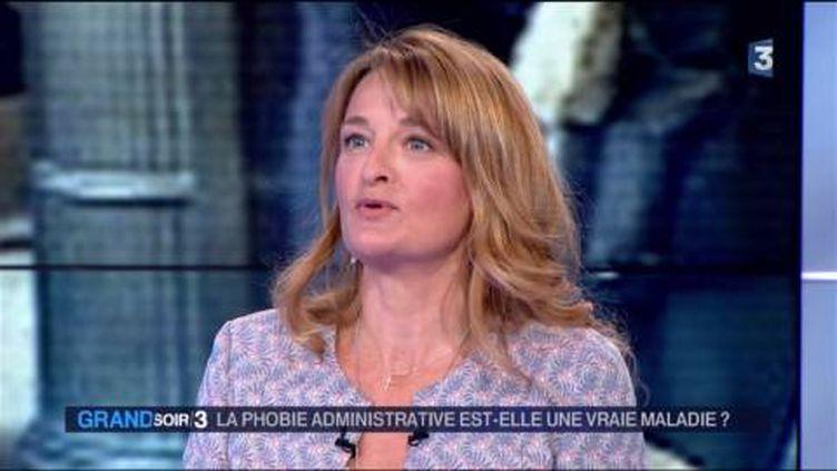 Estelle Guillerm, fondatrice de FamilyZen (France 3)