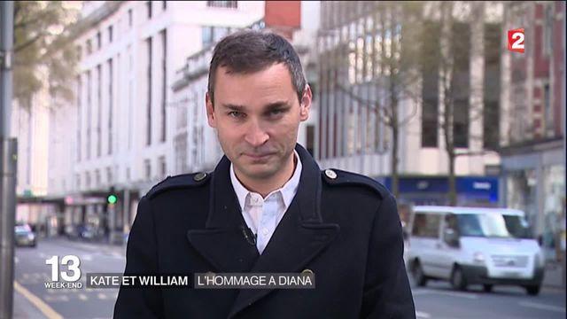 Kate et William : l'hommage à Lady Di