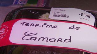 restaurant et supermarché (FRANCEINFO)