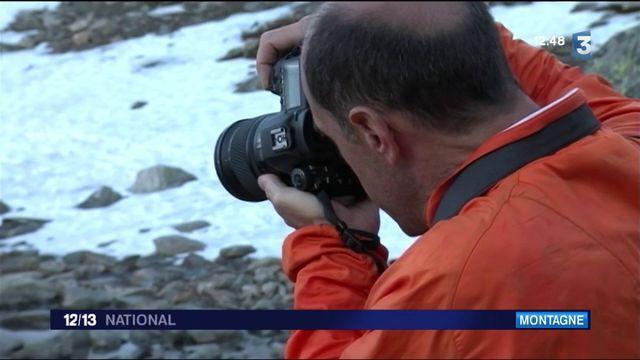 Savoie : le Savoie : le photographe qui met en lumière les montagnesphotographe qui met en lumière les montagnes