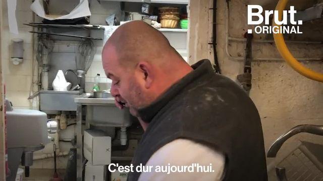 Pendant ce temps-là, à Besançon, ce boulanger se bat pour que son apprenti guinéen Laye reste sur le territoire français.