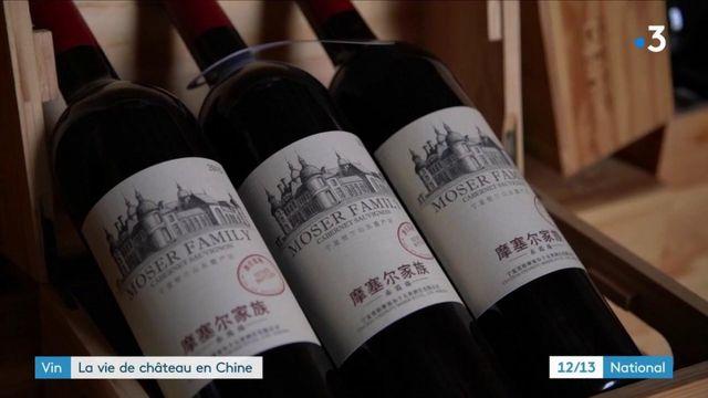 Chine : la vie de château du domaine viticole de Changyu