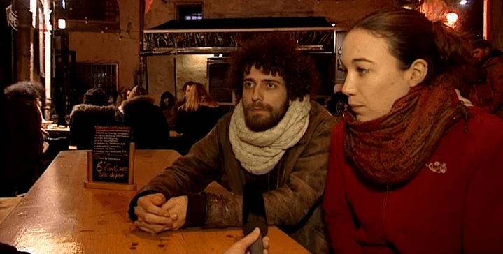 Titouan et Maud, le duo du groupe Faï Deli  (France 3 Languedoc-Roussillon)