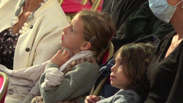 Festival Chaise-Dieu: conte musical pour les plus jeunes
