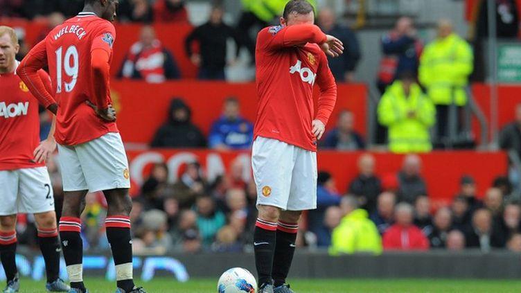 Nemanja Vidic (United) et Yaya Toure (City) face à face