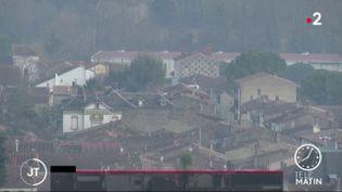 La ville d'Espéranza, dans l'Aude. (France 2)