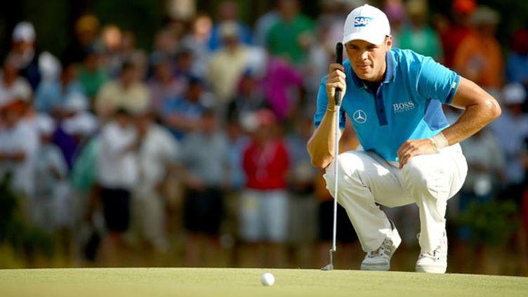 Le golfeur allemand Martin Kaymer est en tête de l'US Open