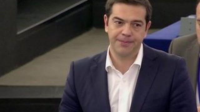 "Alexis Tsipras veut ""un compromis honorable"""