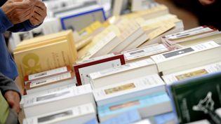 """33e édition de salon """"Le livre sur la place"""" à Nancy, en 2011 (POL EMILE/SIPA)"""