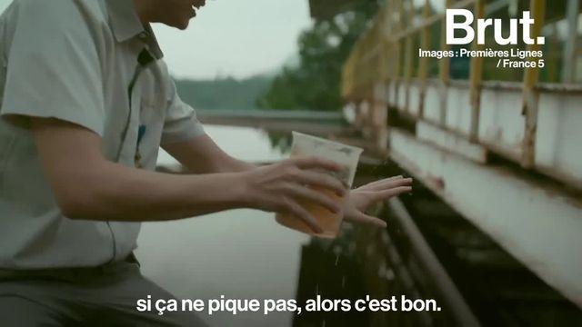 Martin Boudot s'est rendu en Indonésie pour enquêter sur le fleuve Citarum, dévasté par la pollution. Son reportage a provoqué une prise de conscience dans le pays.