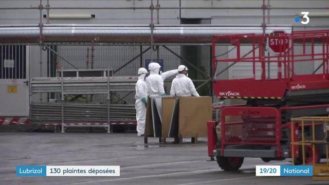 Incendie de Lubrizol : déjà plus de 130 plaintes déposées