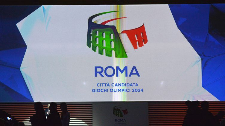 La ville de Rome restera-t-elle candidate pour les JO en 2024 ? (TIZIANA FABI / AFP)