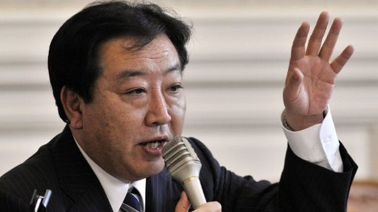 Yoshihiko Noda, partisan de la rigueur budgétaire, sera nommé Premier ministre mardi. (AFP PHOTO / FILES / Yoshikazu TSUNO)
