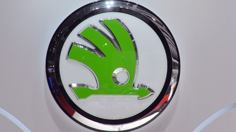 (Logo Skoda © Maxppp)